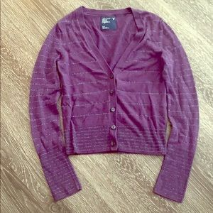 💜 American Eagle Outfitters Cardigan Sweater 💜